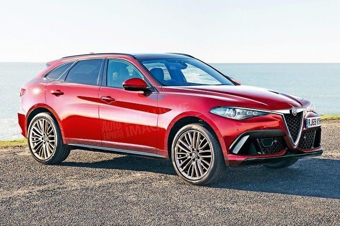 Alfa Romeo Grande SUV news Autoexpress