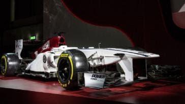 Alfa Romeo Sauber F1 Frederic Vasseur