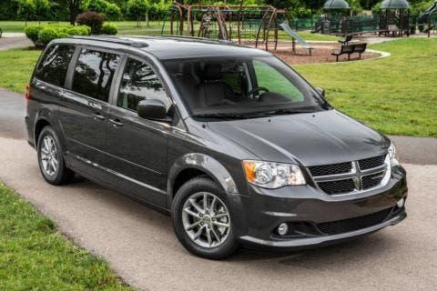 Dodge Grand Caravan fine produzione rumor