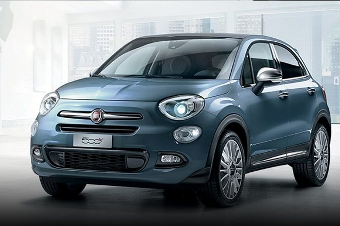fiat 500x il popolare crossover arriva in argentina. Black Bedroom Furniture Sets. Home Design Ideas