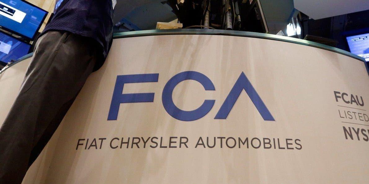 Fiat Chrysler Automobiles Apple guida autonoma