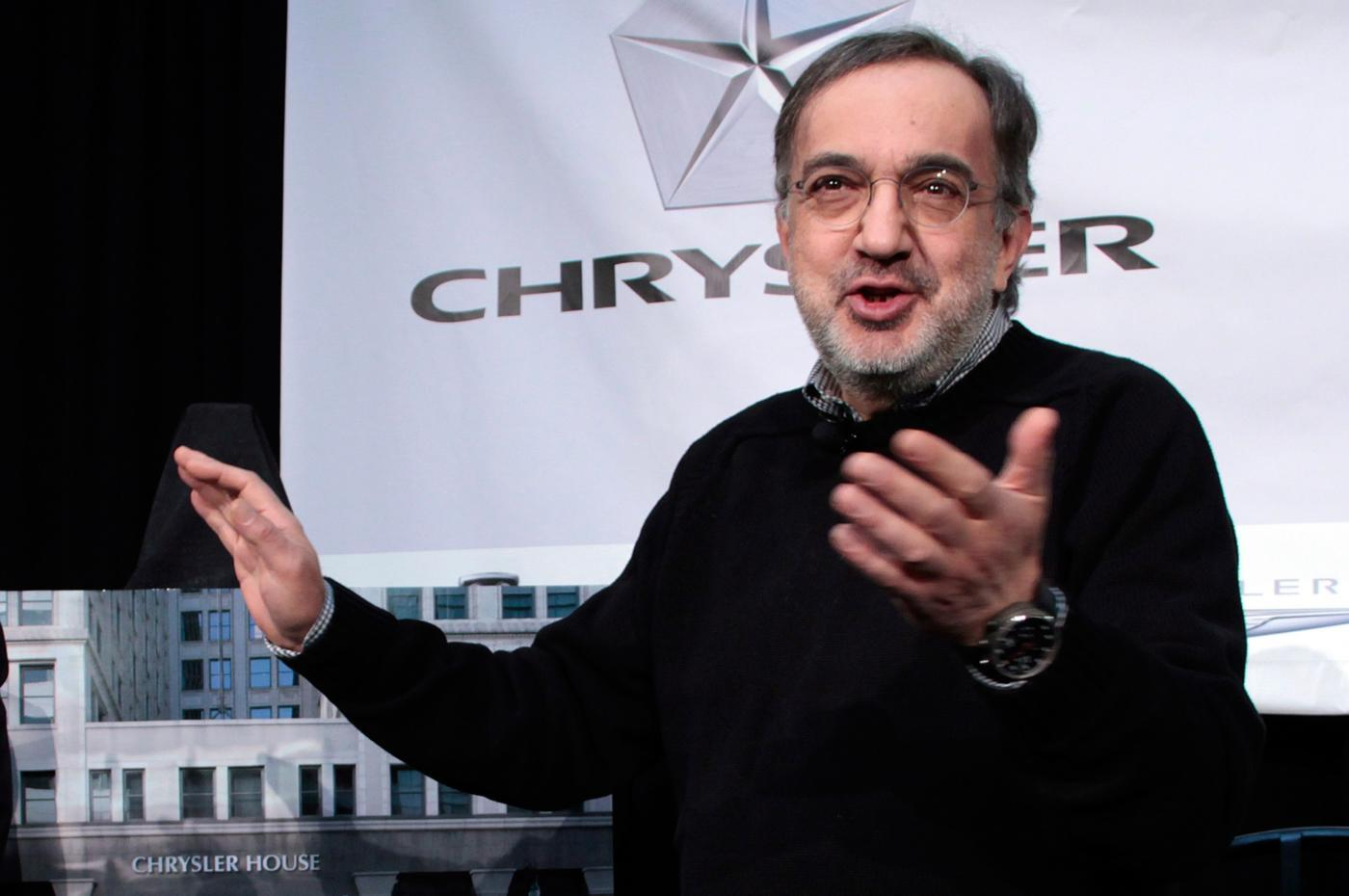 Fiat Chrysler Automobiles possibile successore Sergio Marchionne