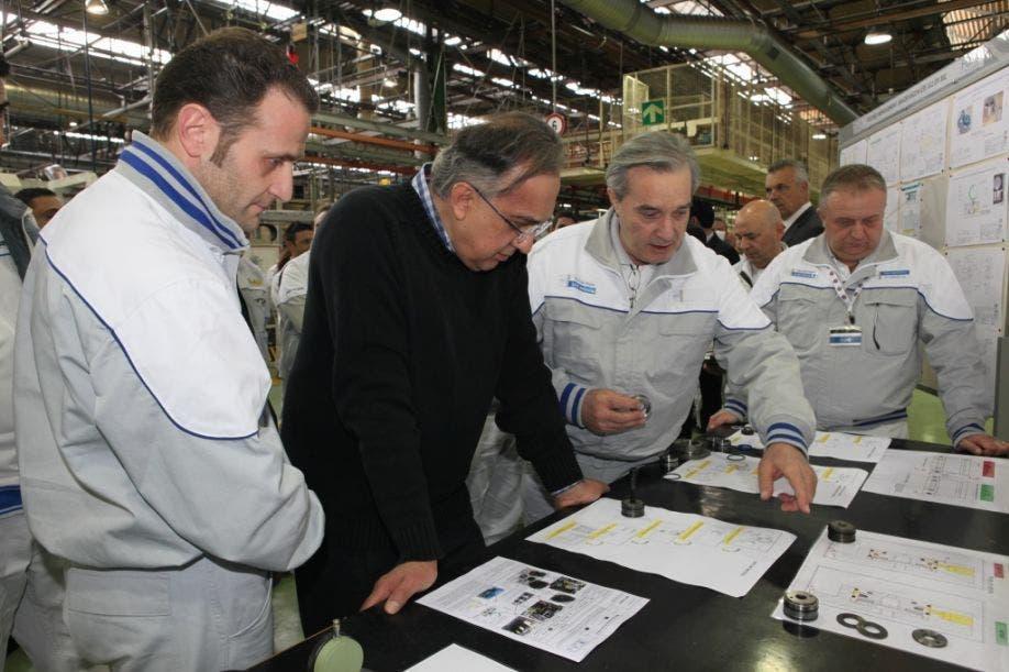Fiat Chrysler Termoli rinnovo contratto