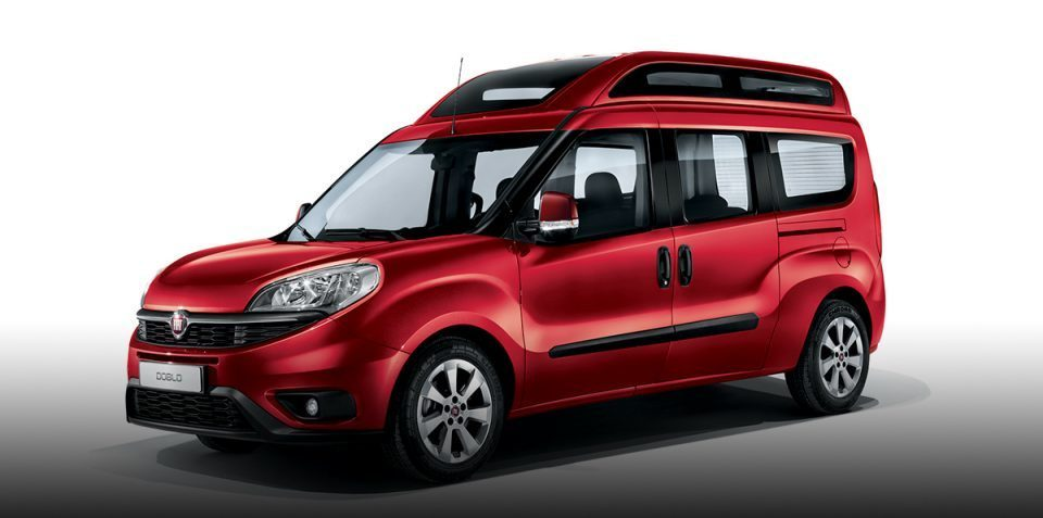 Fiat Doblò fine produzione Brasile