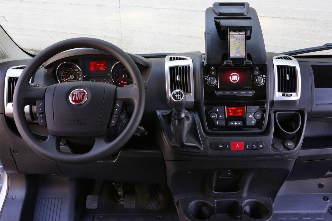 Fiat Ducato nuova generazione Brasile
