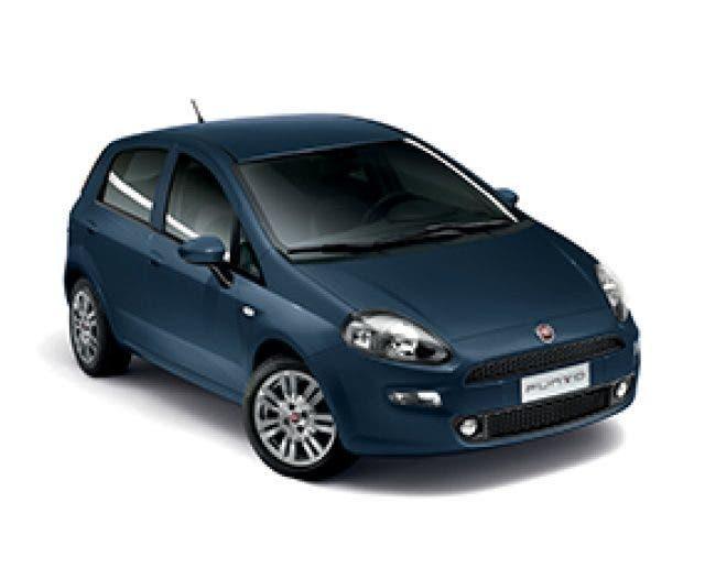 Fiat punto e panda sono le due auto pi rottamate in italia for Capacidad baul fiat punto