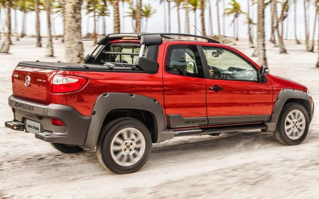 Fiat Strada seconda generazione rumor