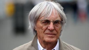Formula 1 Bernie Ecclestone Ferrari Liberty Media
