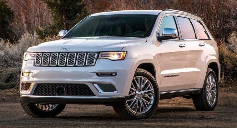 Jeep Grand Cherokee richiamo Russia 10335