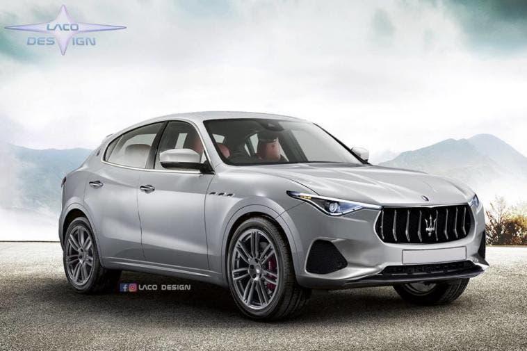 Maserati Il Suv Su Base Stelvio Ha Una Data Di Lancio