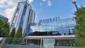 Maserati sciopero stabilimento Modena