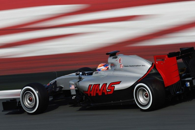 Maserati sponsor Haas Formula 1