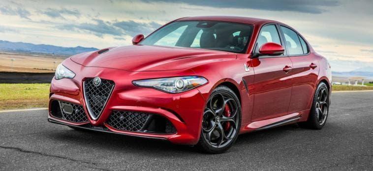 Alfa Romeo Giulia Best Car 2018