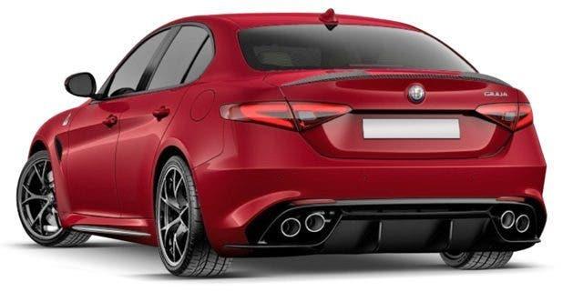 Alfa Romeo Giulia finale World Car of the Year 2018