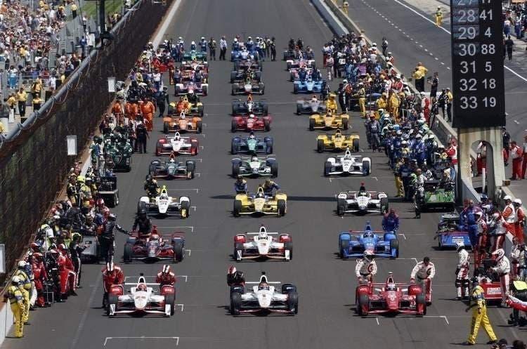 Alfa Romeo Sergio Marchionne interesse Formula Indy