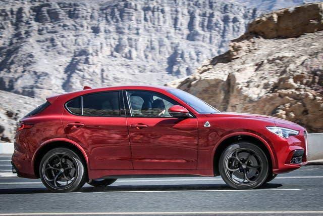 Alfa Romeo Stelvio Premium SUV