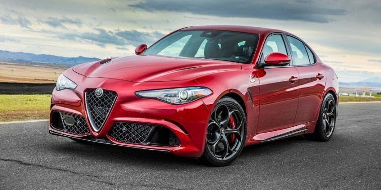 Alfa Romeo crescita vendite Italia 2017