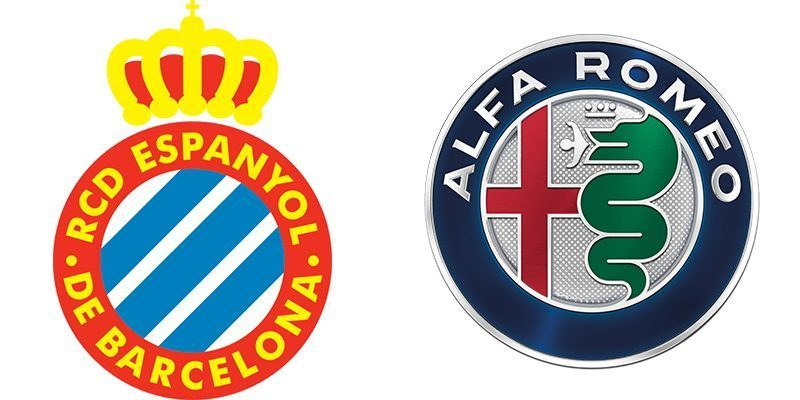 Alfa Romeo partnership Espanyol