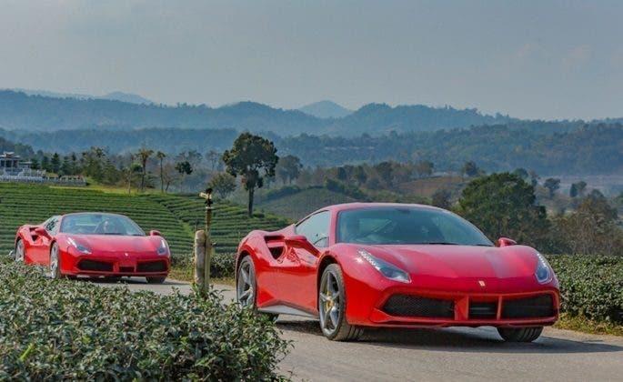 Ferrari 488 GTO Salone dell'auto di Ginevra