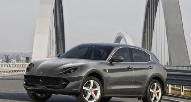 Ferrari F16X SUV render