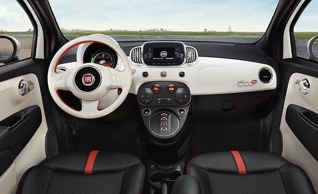 Fiat 500e vendite USA