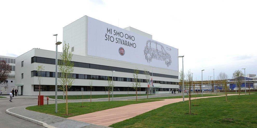 Fiat Chrysler Automobiles futuro Serbia