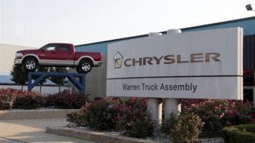 Fiat Chrysler Automobiles investimento Warren
