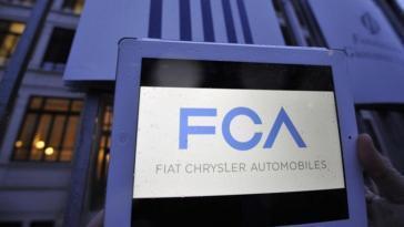 Fiat Chrysler Automobiles piano industriale