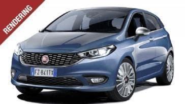 Fiat Punto nuova generazione