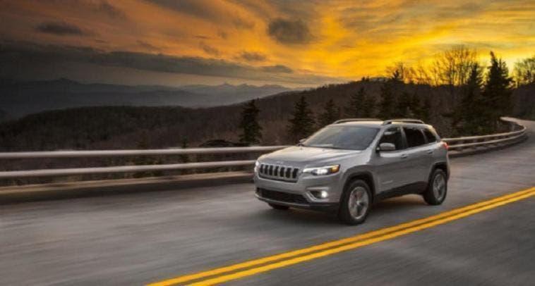 Jeep Cherokee nuova generazione