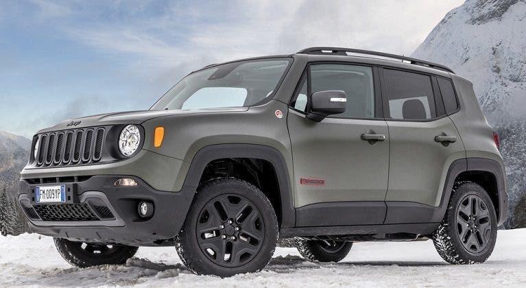 Jeep Renegade, la nuova generazione sarà più tecnologica - ClubAlfa.it