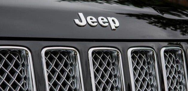 Jeep calo vendite 2017