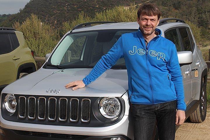 Jeep obiettivi Mike Manley
