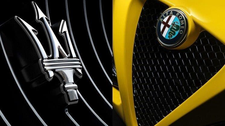 Alfa Romeo Maserati unico grande brand