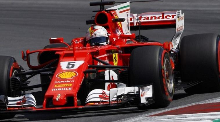 Ferrari monoposto Formula 1 2018