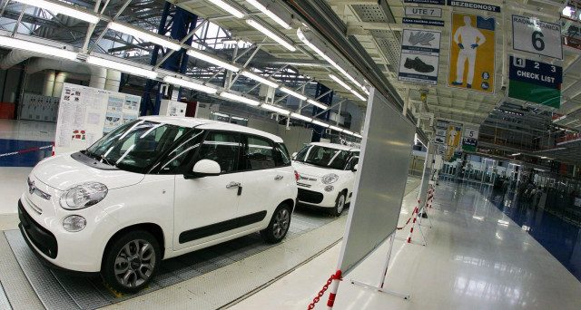 Fiat Chrysler Automobiles stabilimento Serbia