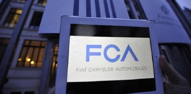 Fiat Chrysler Automobiles vendite Stati Uniti