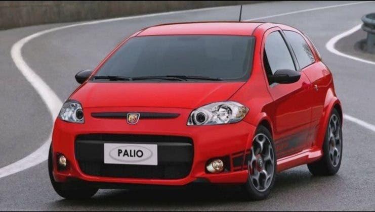 Fiat Palio Brasile