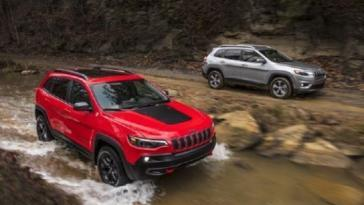 Jeep Cherokee spot ambientalisti