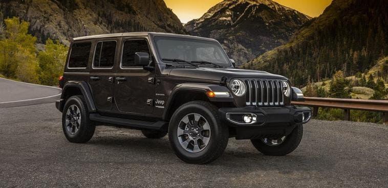 Jeep Salone auto Ginevra 2018