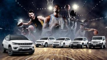 Jeep sponsor National Basketball League
