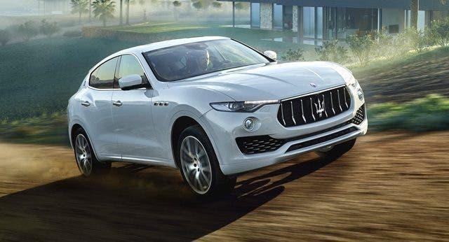 Maserati Levante riduzione produzione Fiom