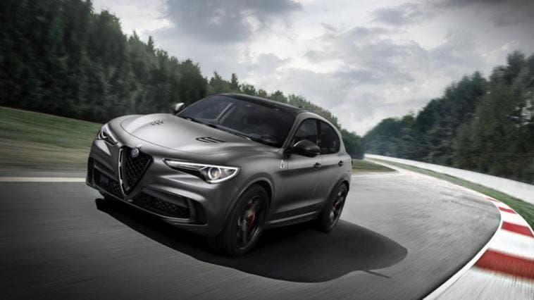Alfa Romeo Stelvio NRING