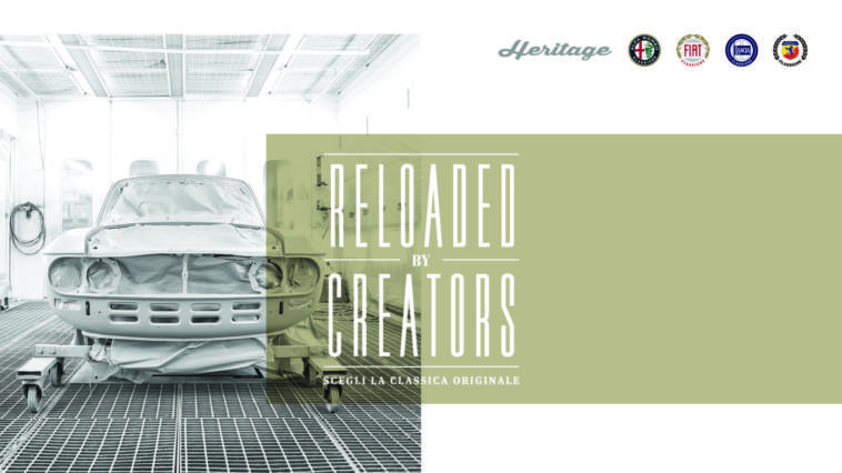 FCA Heritage - Reloaded by Creators