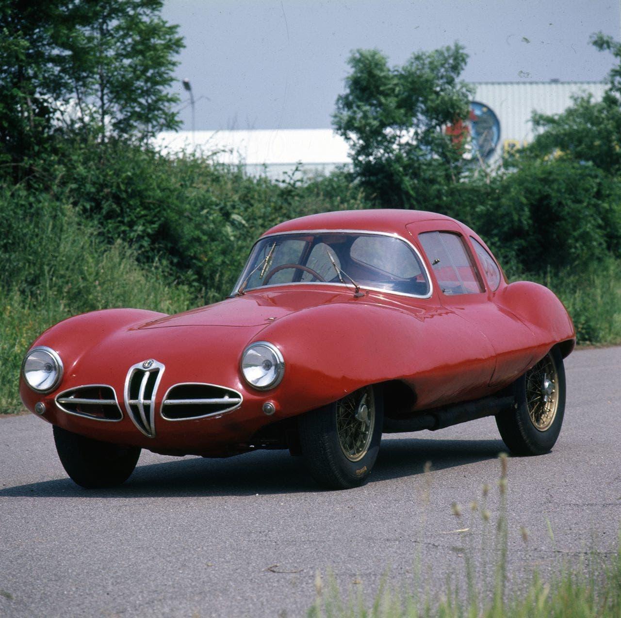 Alfa Romeo 1900 C52 Coupé Disco Volante
