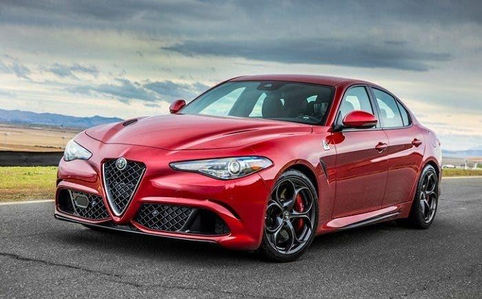 Alfa Romeo Giulia Editors Choice Car and Driver