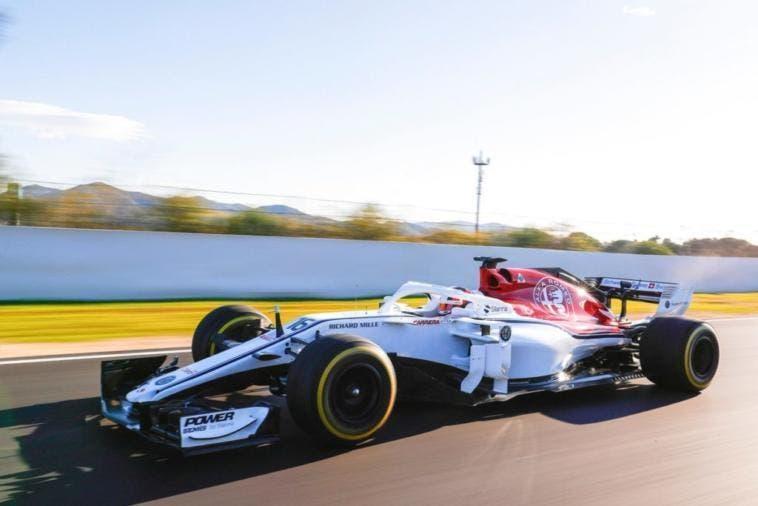 Alfa Romeo Sauber 138 giri