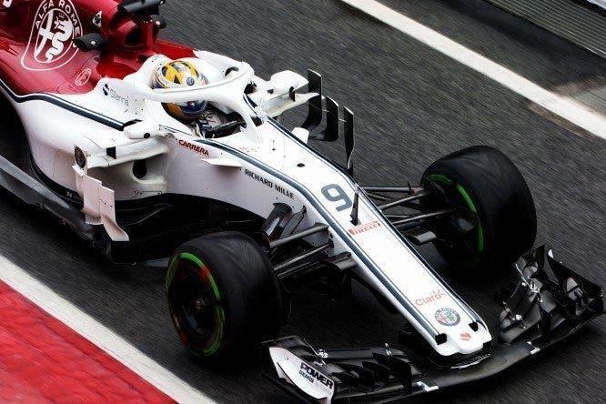 Alfa Romeo Sauber Garage Italia accordo