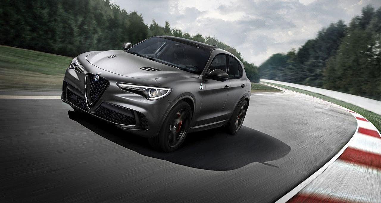 Alfa Romeo Stelvio Quadrifoglio