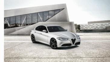 Alfa Romeo Giulia Tech Edition